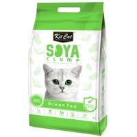 KitCat CluMasterpeting Green Tea Cat Litter - 7L