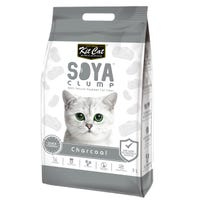 KitCat CluMasterpeting Charcoal Cat Litter - 7L