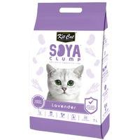 KitCat CluMasterpeting Lavender Cat Litter - 7L