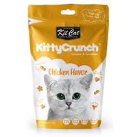 Kit Cat Kitty Crunch Chicken Cat Treat - 60g