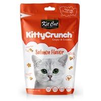 Kit Cat Kitty Crunch Salmon Cat Treat - 60g