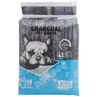 Absorb Plus Pet Sheets Toilet Training Pads  - 25pk