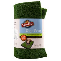 Spotty Dog Indoor Potty Replacement Grass - Each