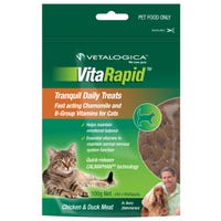 Vetalogica Cat Tranquil Formula for Emotional Balance Cat Treats - 100g