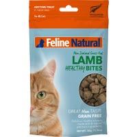 Feline Naturals Freeze Dried Lamb Healthy Bites Cat Treats - 50g