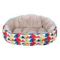 FuzzYard Boogie Reversible Dog Bed - Medium