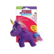 KONG Enchanted Buzzy Unicorn Cat Toy - Each