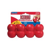 KONG Goodie Ribbon Dog Toy - Medium