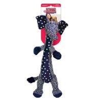 KONG Shakers Luvs Elephant Dog Toy - Large