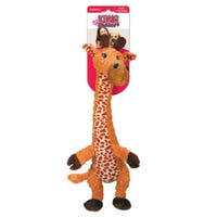 KONG Shakers Luvs Giraffe Dog Toy - Small