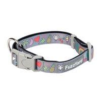 FuzzYard Coachella Dog Collar - Large
