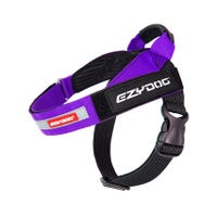 Ezy Dog Harness Express Purple Dog Harness - XSmall