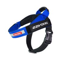 Ezy Dog Harness Express Blue Dog Harness - Small
