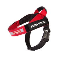 EzyDog Express Harness Red Dog Harness - XLarge