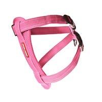EzyDog Chest Plate Harness Pink Dog Harness - Medium