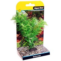 Aqua One Betta Plant Ambulia Green Artificial Plant - Each