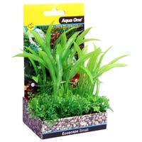 Aqua One Ecostyle Crinum Green Artificial Plant - Small