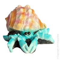 Aqua One Hermit Crab Blue Fish Tank Ornament - Each