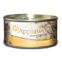 Applaws Feline Chicken Breast Wet Cat Food - 70g