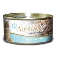 Applaws Feline Tuna Fillet Wet Cat Food - 70g