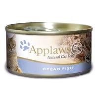 Applaws Feline Ocean Fish Wet Cat Food - 70g
