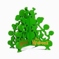Krabooz Climber Shrubz Hermit Crab Ornament - Each