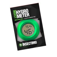 Insectimo Hygrometer Humidity Gauge - Each