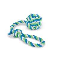 Kazoo Rope Sling Knot Ball Dog Toy - Medium