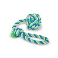 Kazoo Rope Sling Knot Ball Dog Toy - Large