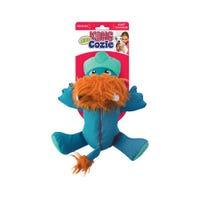 KONG Cozie Ultra Lucky Lion Dog Toy - Medium