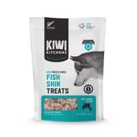 Kiwi Kitchens Freeze Dried Fish Skins Dog Treats - 50g