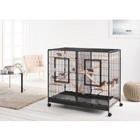 Savic Tasmania Dual Cage Bird Cage - Each