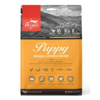 Orijen Biologically Appropriate Dog Puppy Poultry and Fish Dry Dog Food - 340g