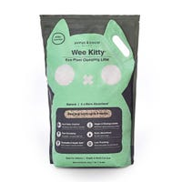 Rufus & Coco Wee Kitty Eco Plant Clumping Cat Litter - 4kg