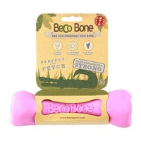 Beco Bone Pink Dog Toy - Medium.jpg