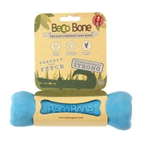 Beco Bone Blue Dog Toy - Medium.jpg