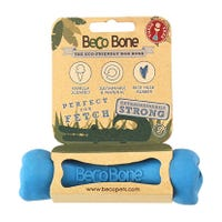 Beco Bone Blue Dog Toy - Small.jpg