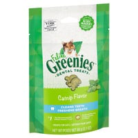 Greenies Feline Catnip Cat Treat - 60g