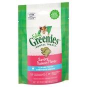 Greenies Feline Salmon Cat Treat - 60g