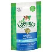 Greenies Feline Tuna Cat Treat - 60g
