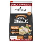 Ivory Coat Wholegrain Adult Chicken Dry Dog Food - 20kg