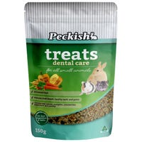 Peckish Small Animal Dental Treats - 150g