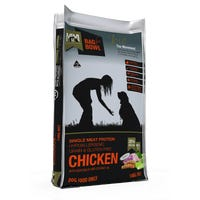 Meals for Mutts Single Protein Grain Free Chicken Dry Dog Food - 14kg
