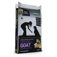 Meals for Mutts Single Protein Grain Free Goat Dry Dog Food - 14kg