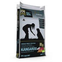 Meals for Mutts Single Protein Grain Free Kangaroo Dry Dog Food - 14kg