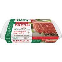 Natural Animal Solutions Fresh Raw Beef Dog Food - 900g