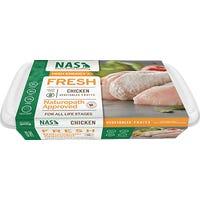 Natural Animal Solutions Fresh Raw Chicken Dog Food - 900g