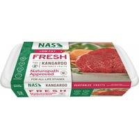 Natural Animal Solutions Fresh Raw Roo Dog Food - 900g