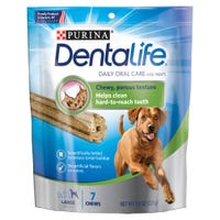 Dentalife Large Breed Dental Dog Treats - 7pk