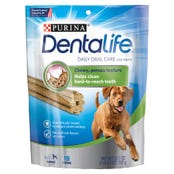 Dentalife Large Breed Dental Dog Treats - 18pk